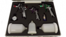 Triple Spray Gun Kit